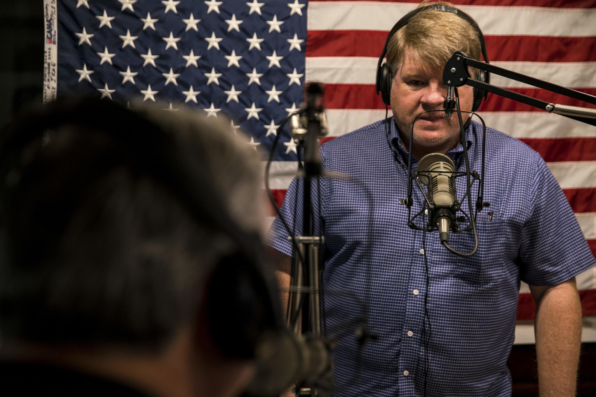 Jefferson State of Mine radio show
