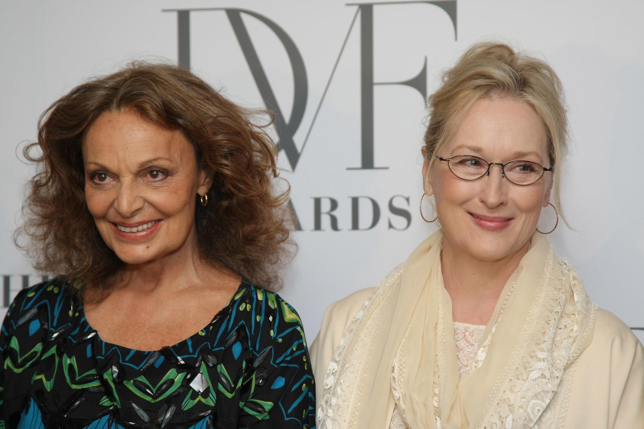 2010 DVF Awards