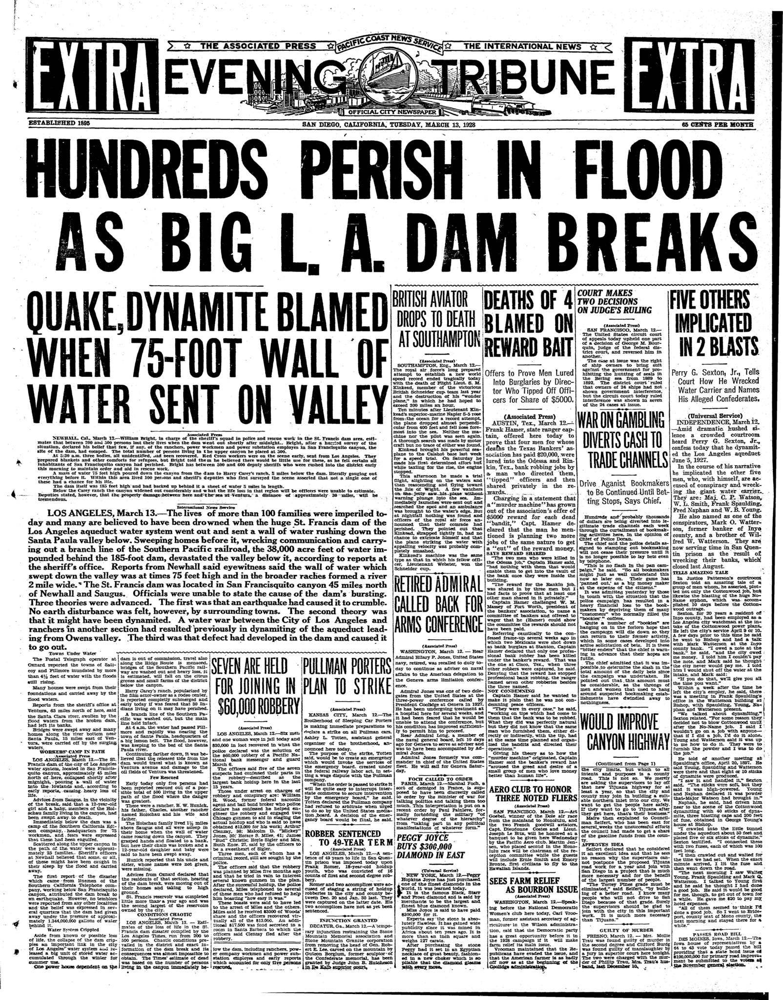 March 13, 1928