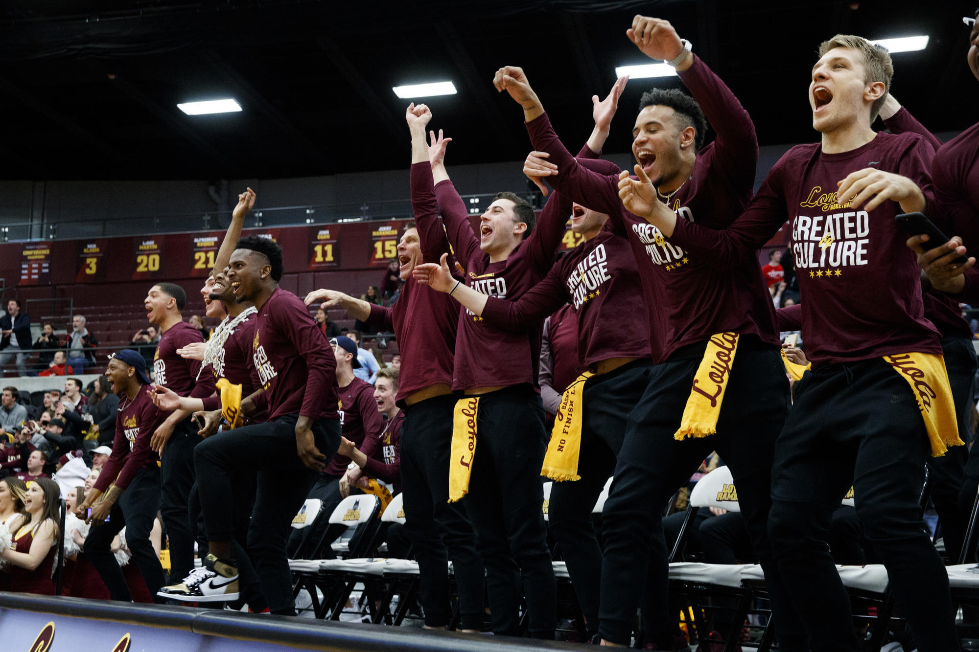 Loyola earns No. 11 seed, will face Miami in first NCAA ...