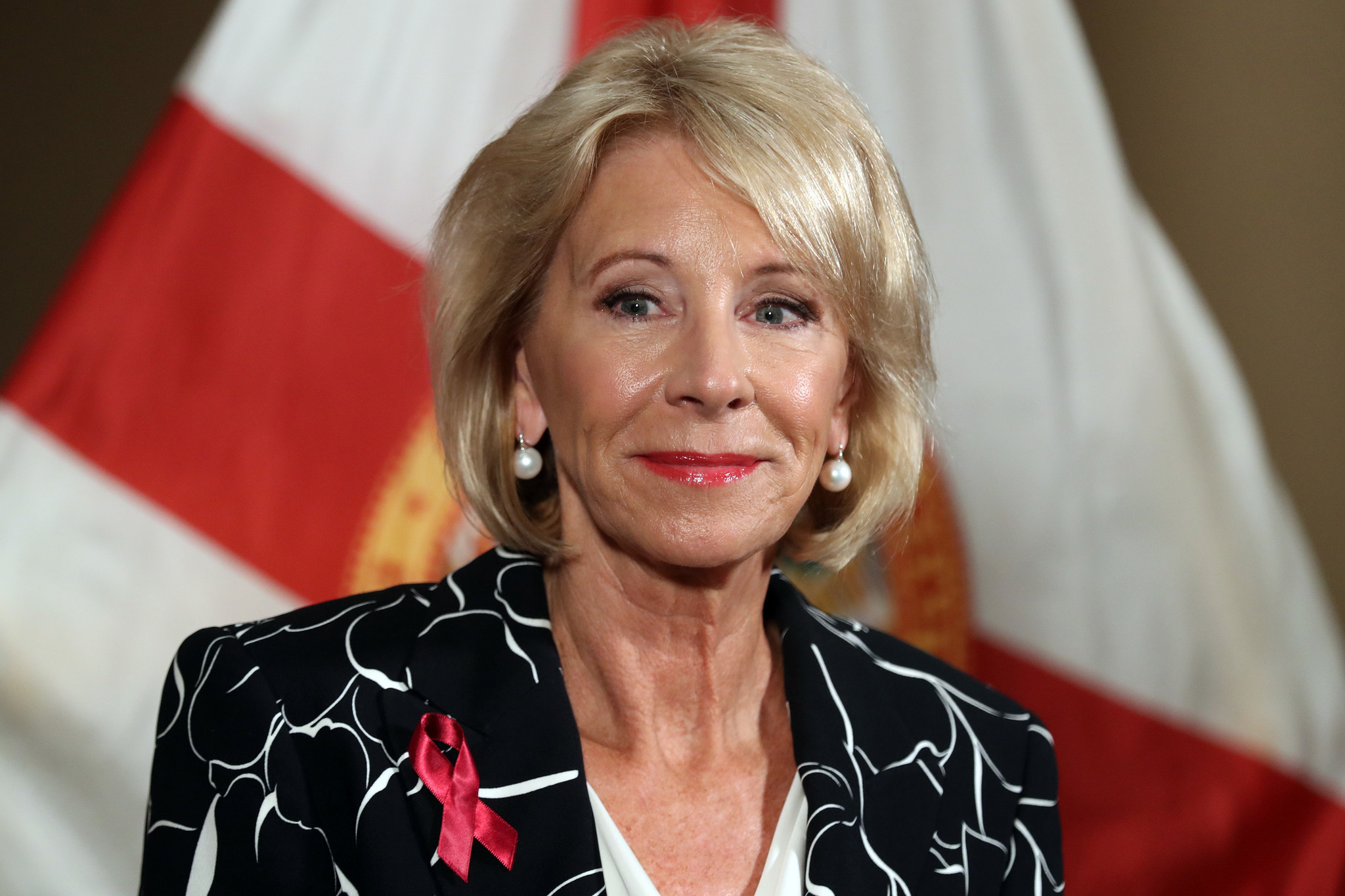 9 controversial - and highly revealing - things Betsy DeVos has said ... d0909a407361