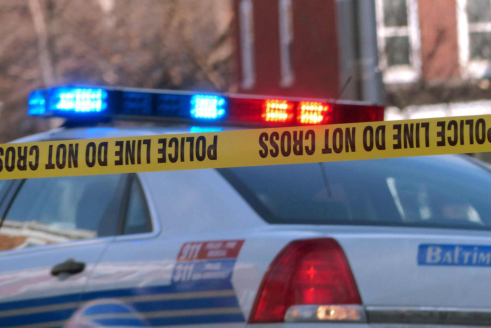 Man killed in Baltimore on Saturday was driving in funeral procession at time of shooting, police say