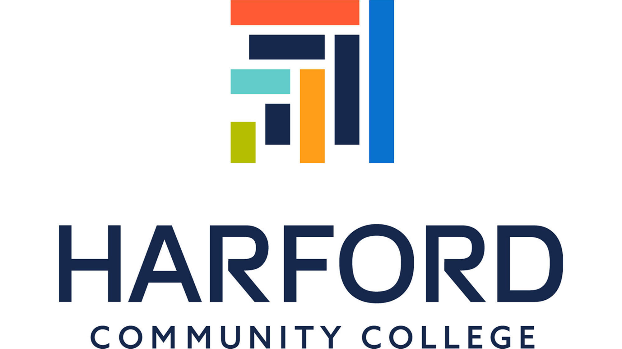 harford community college unveils new logo the aegis