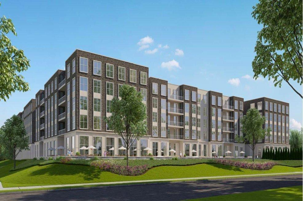 Oak Brook Luxury Apartments