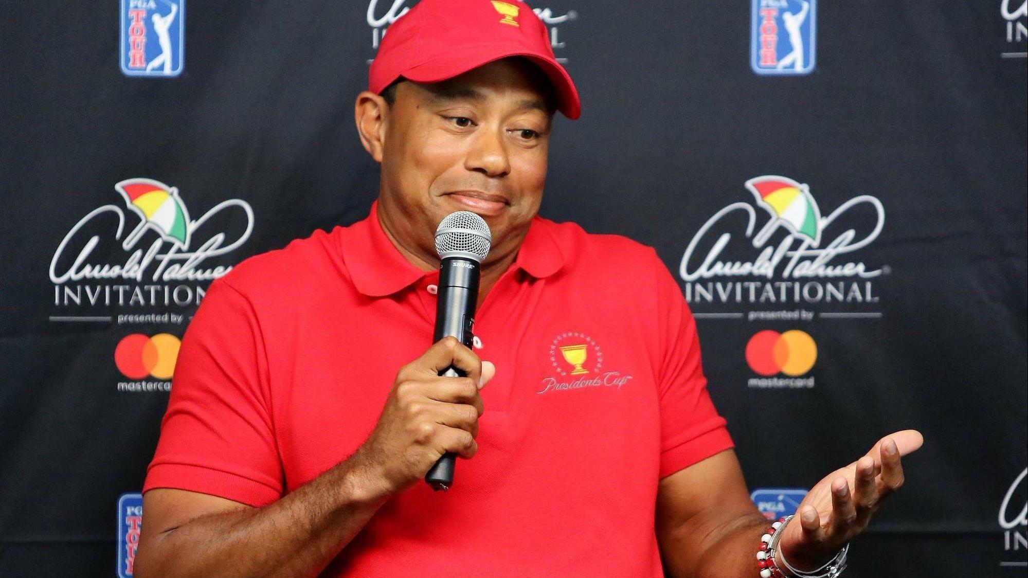 tiger woods enters bay hill eyeing spot as player