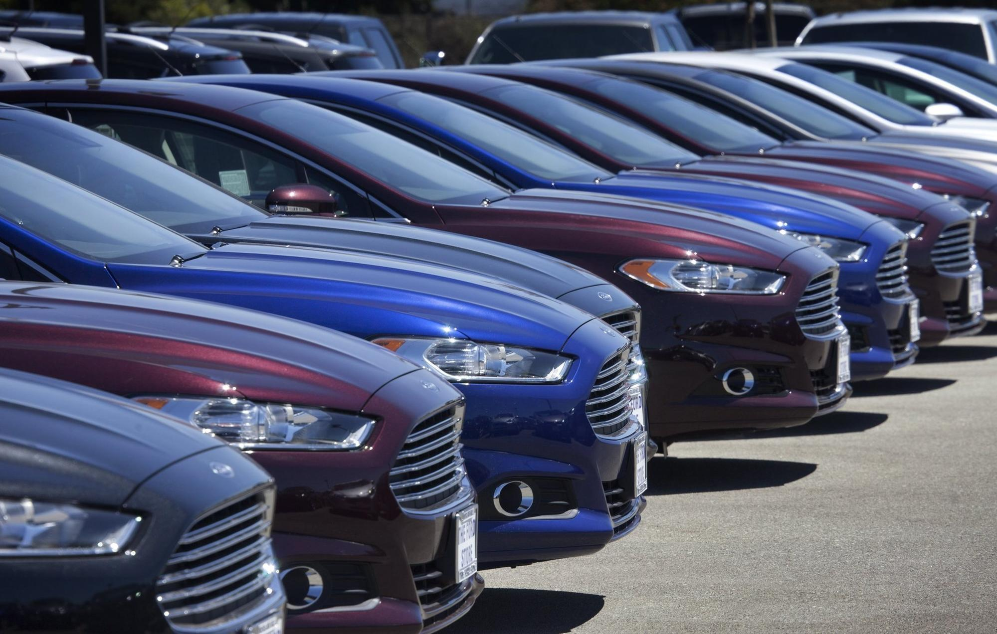 Ford Recalls Almost 1 4m Fusion Lincoln Cars Steering Wheel Can