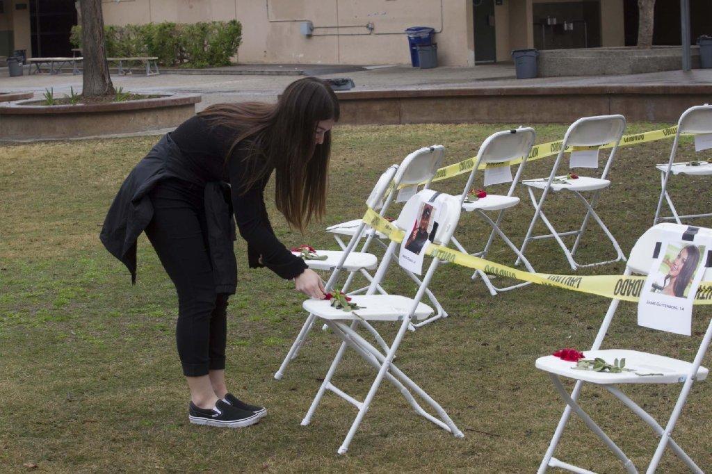 San Diego school walkouts