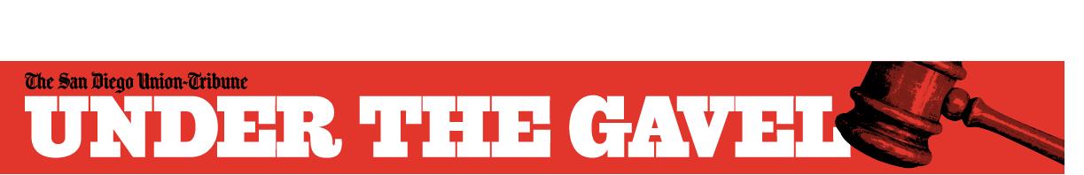 Under The Gavel | The Rebecca Zahau Case - The San Diego Union-Tribune