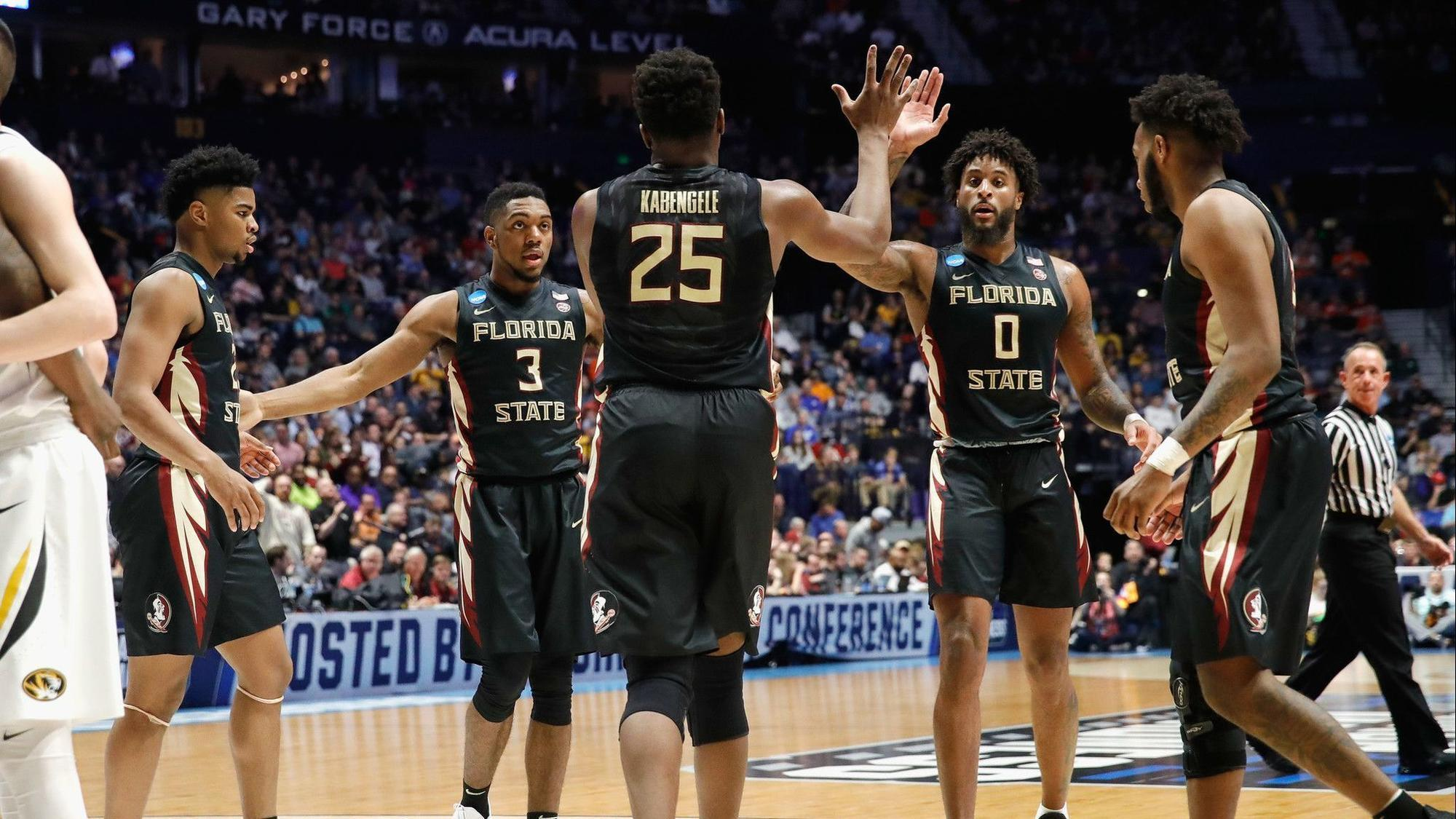 NCAA Tournament: Florida State Holds Off Missouri In First