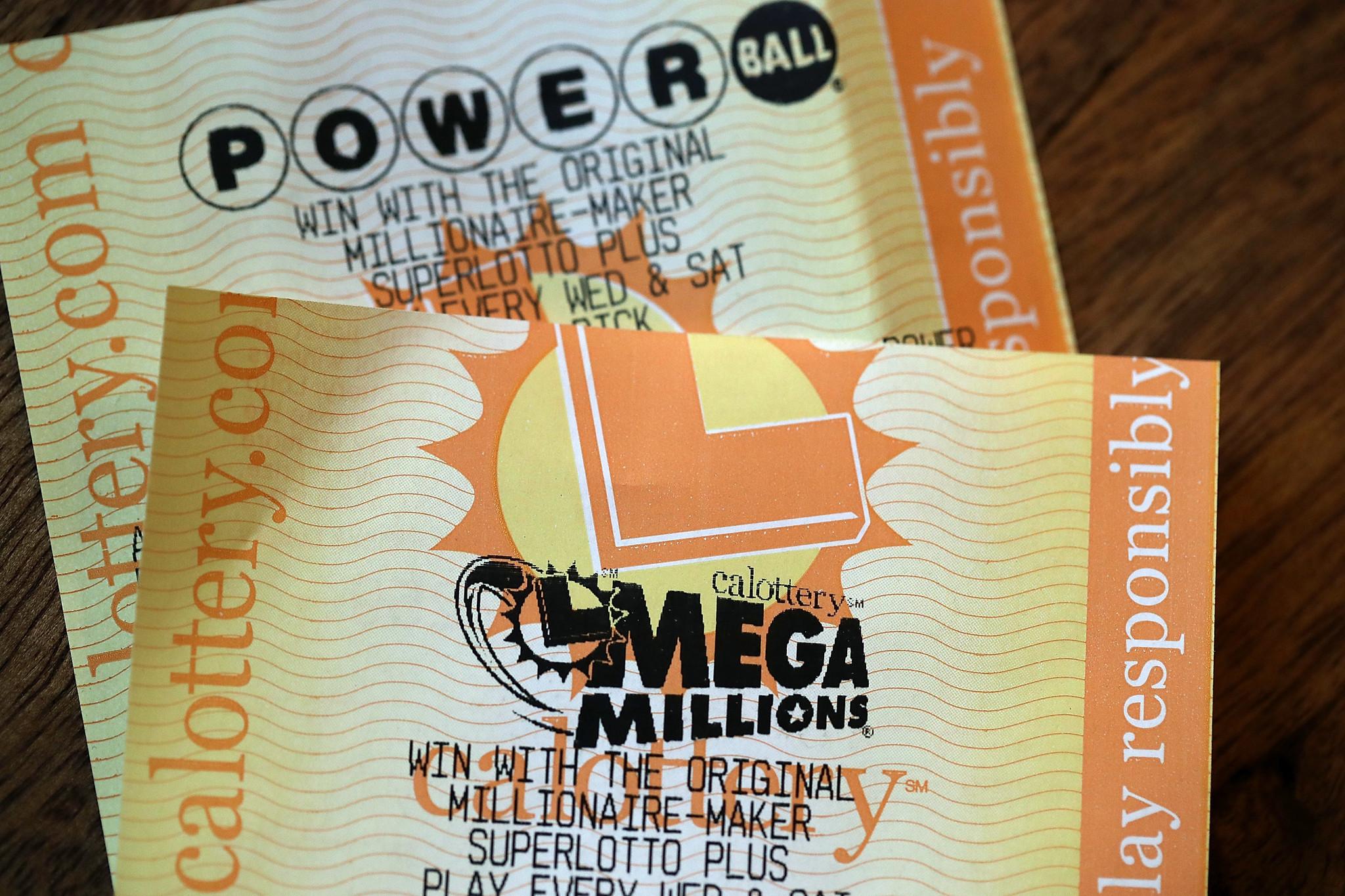 Winning 457 Million Powerball Ticket Sold In Pennsylvania