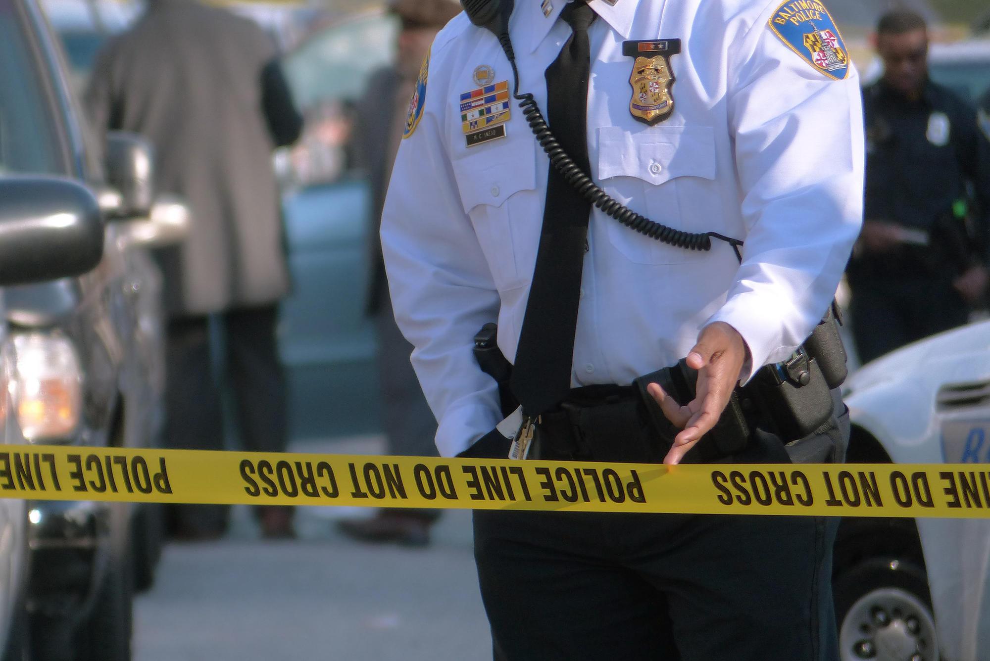 5 injured, 1 killed in Baltimore shootings Sunday