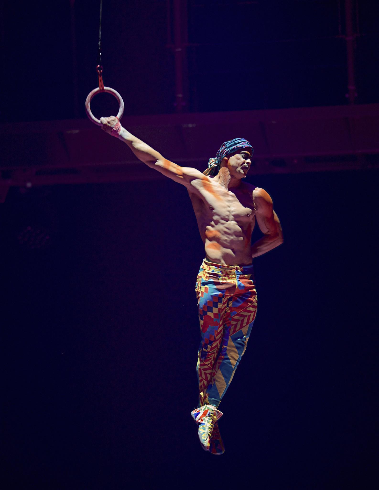 Cirque Du Soleil Chicago: Tampa Acrobat Was Attempting New Cirque Du Soleil Act. A