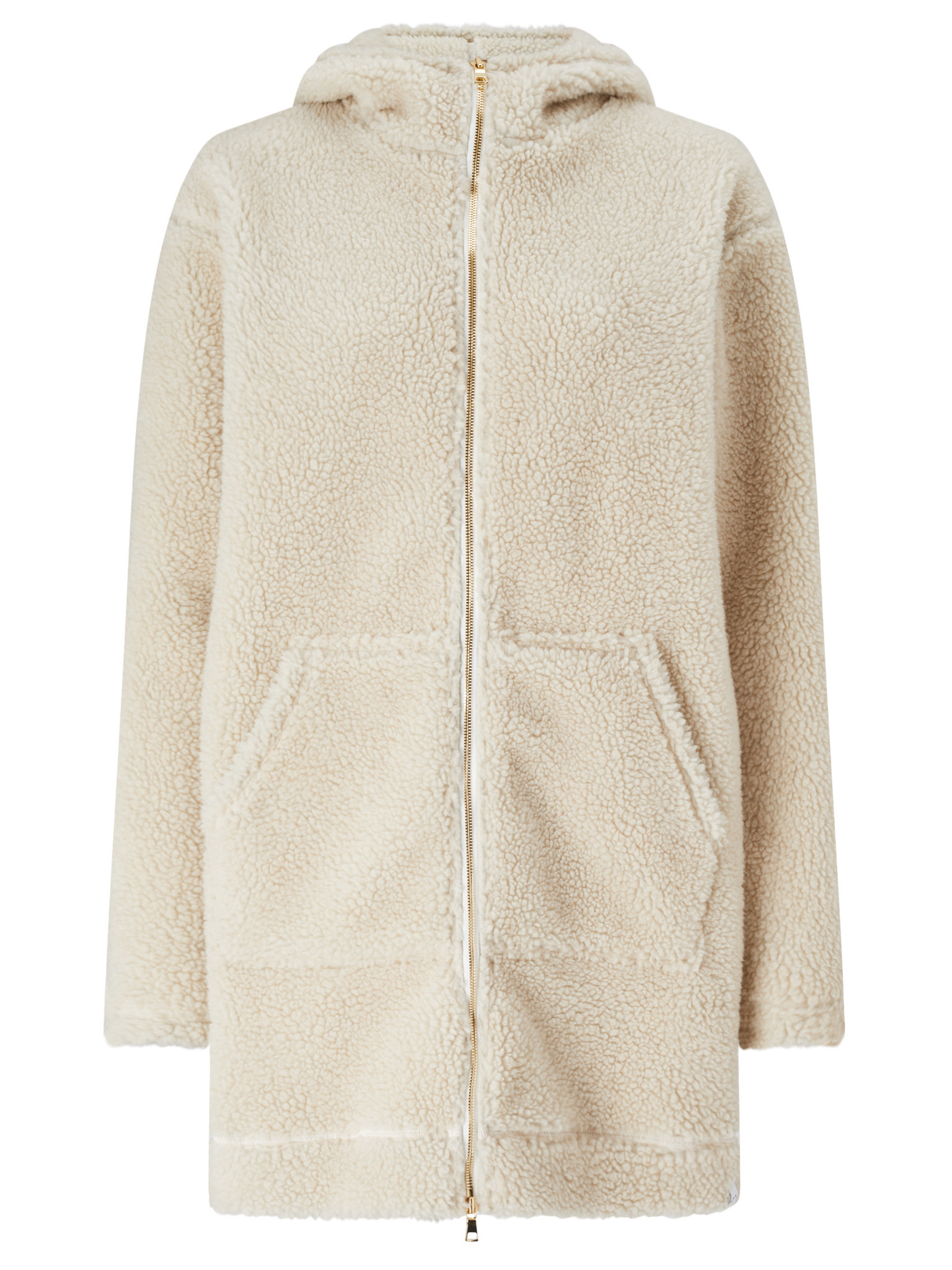 Inspired by cozy sherpa jackets, Varley, which has studios in London and Los Angeles, has launched a collection of outerwear in various styles.