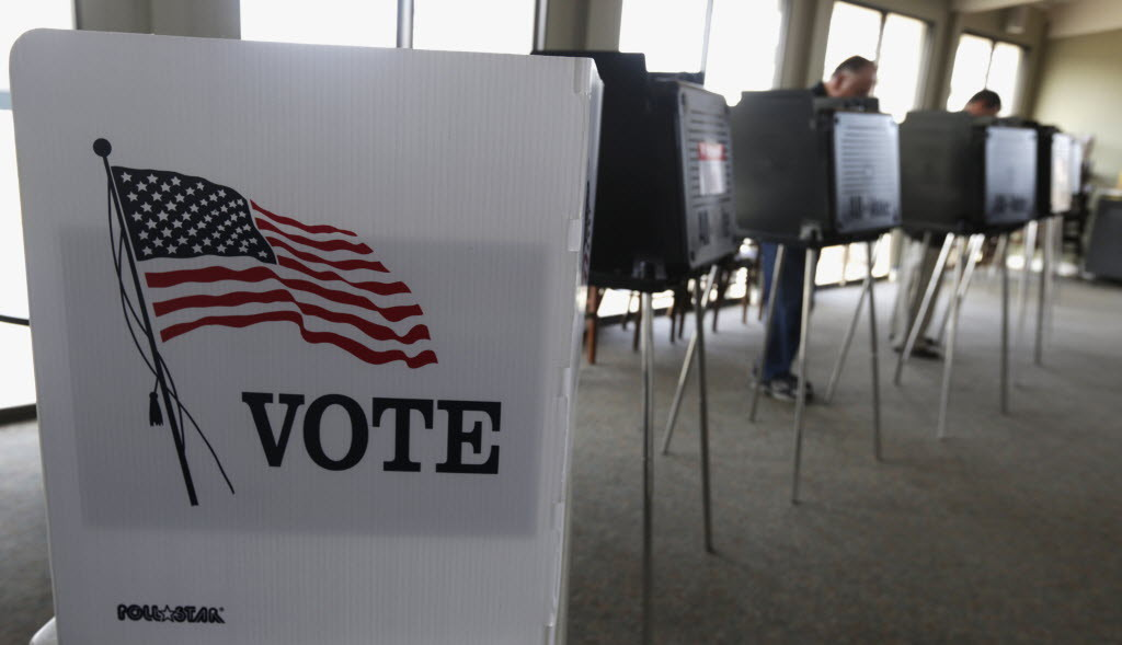 Naperville-area Congressional Primary election results