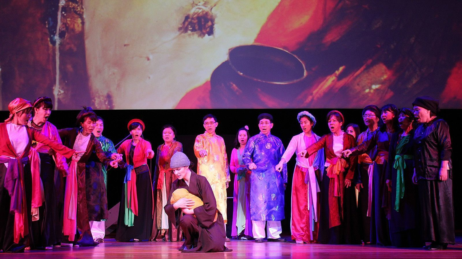 """""""The Tale of Lady Thi Kính"""""""