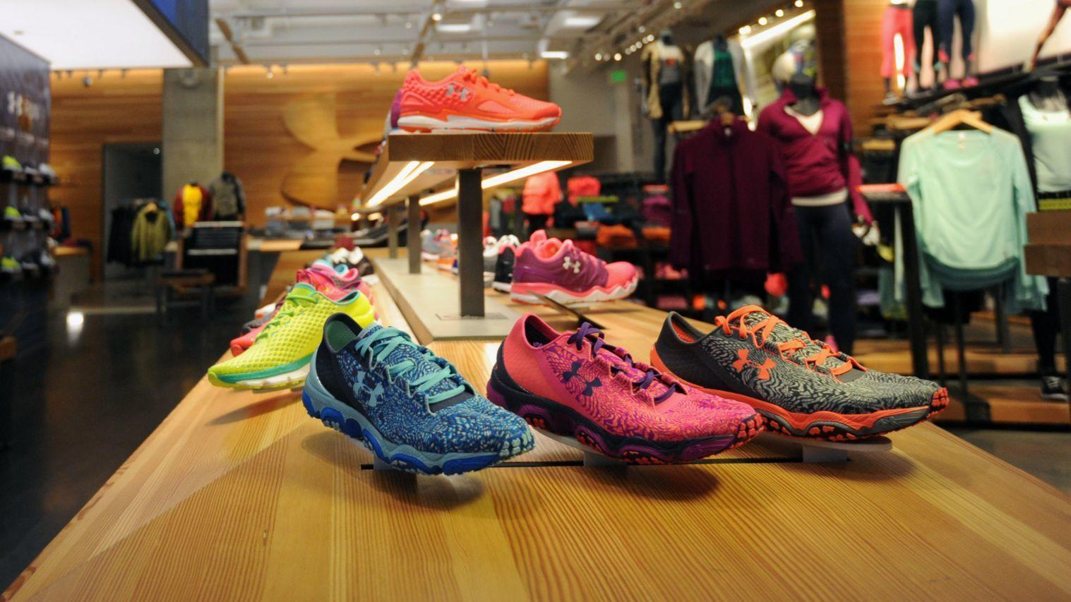 Under Armour joins chorus of protest over new China