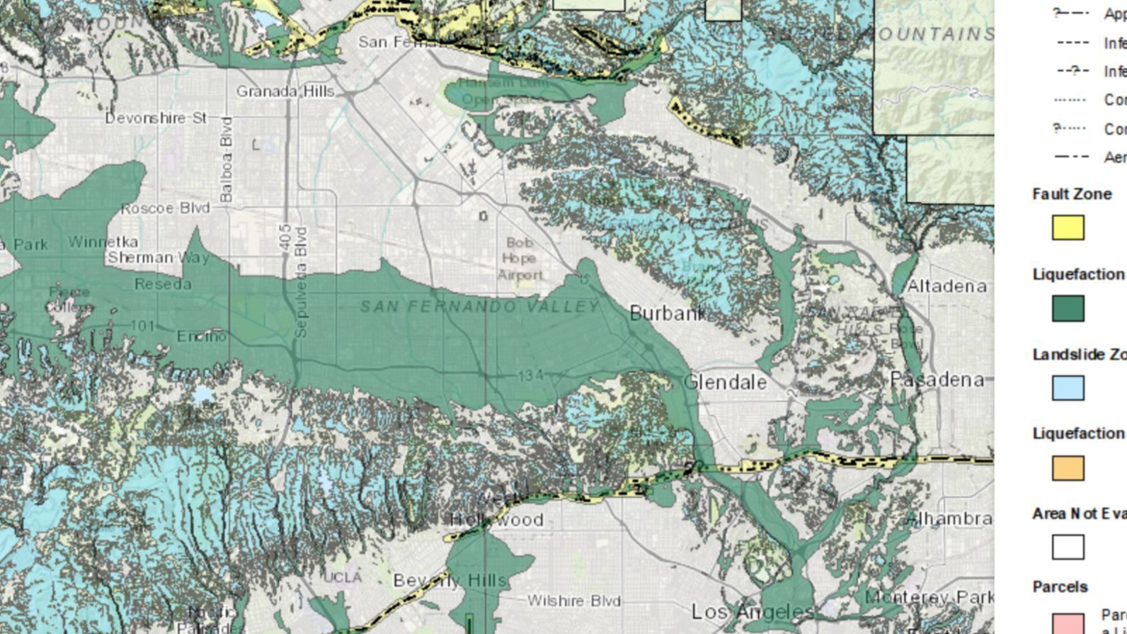 Worried About Being On Top Of An Earthquake Fault New California Maps Will Let You Know On A Smartphone Los Angeles Times 120+ breweries inhabit the san francisco bay area. an earthquake fault