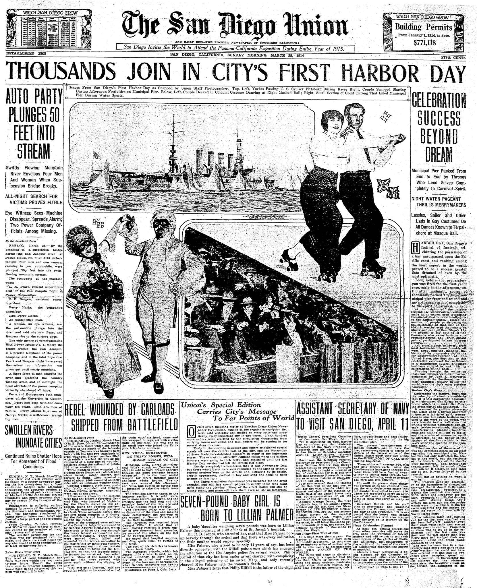 March 29, 1914