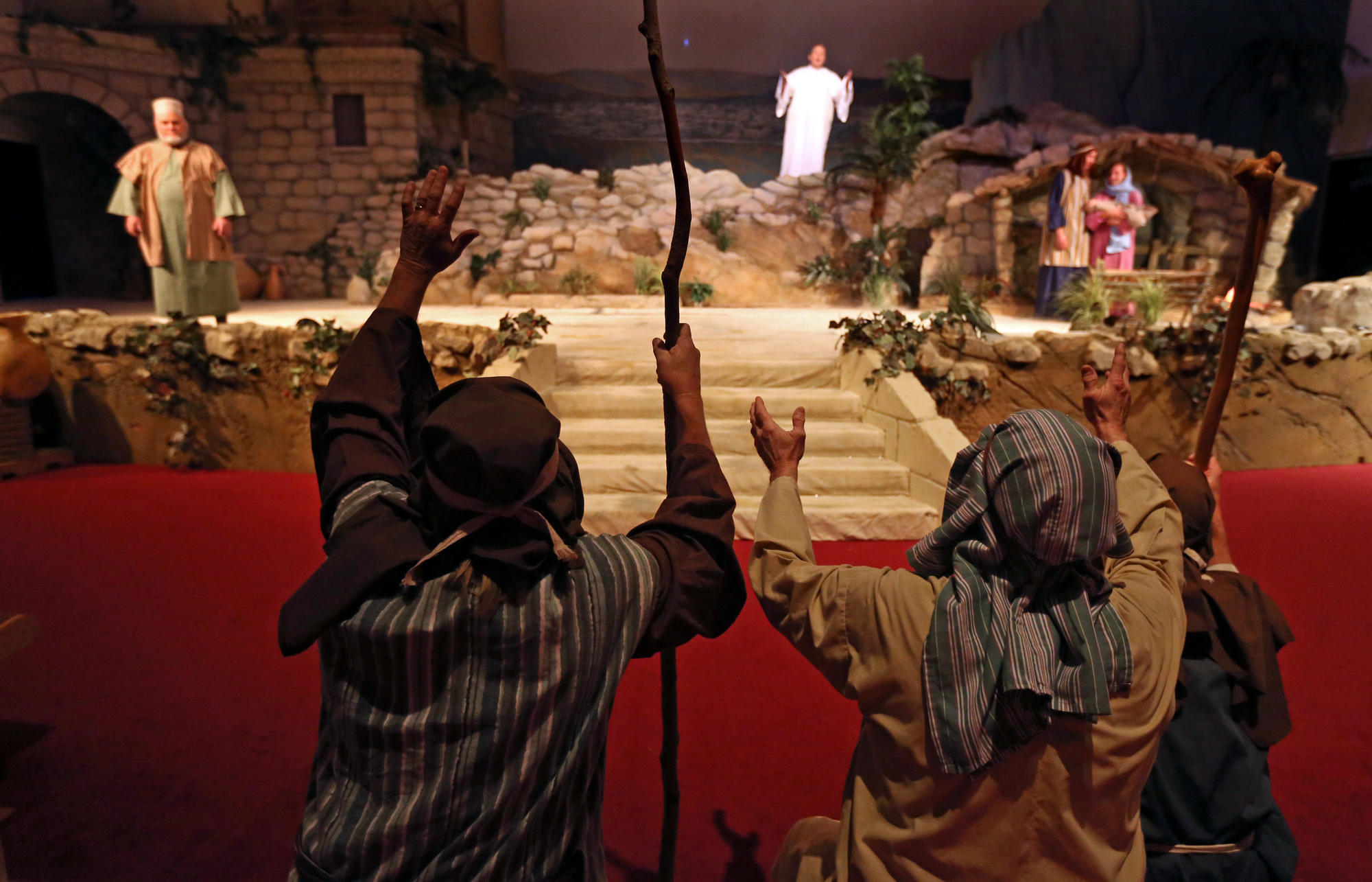 Bethel Baptist Church Continues Annual Easter Drama The Great I Am Daily Press