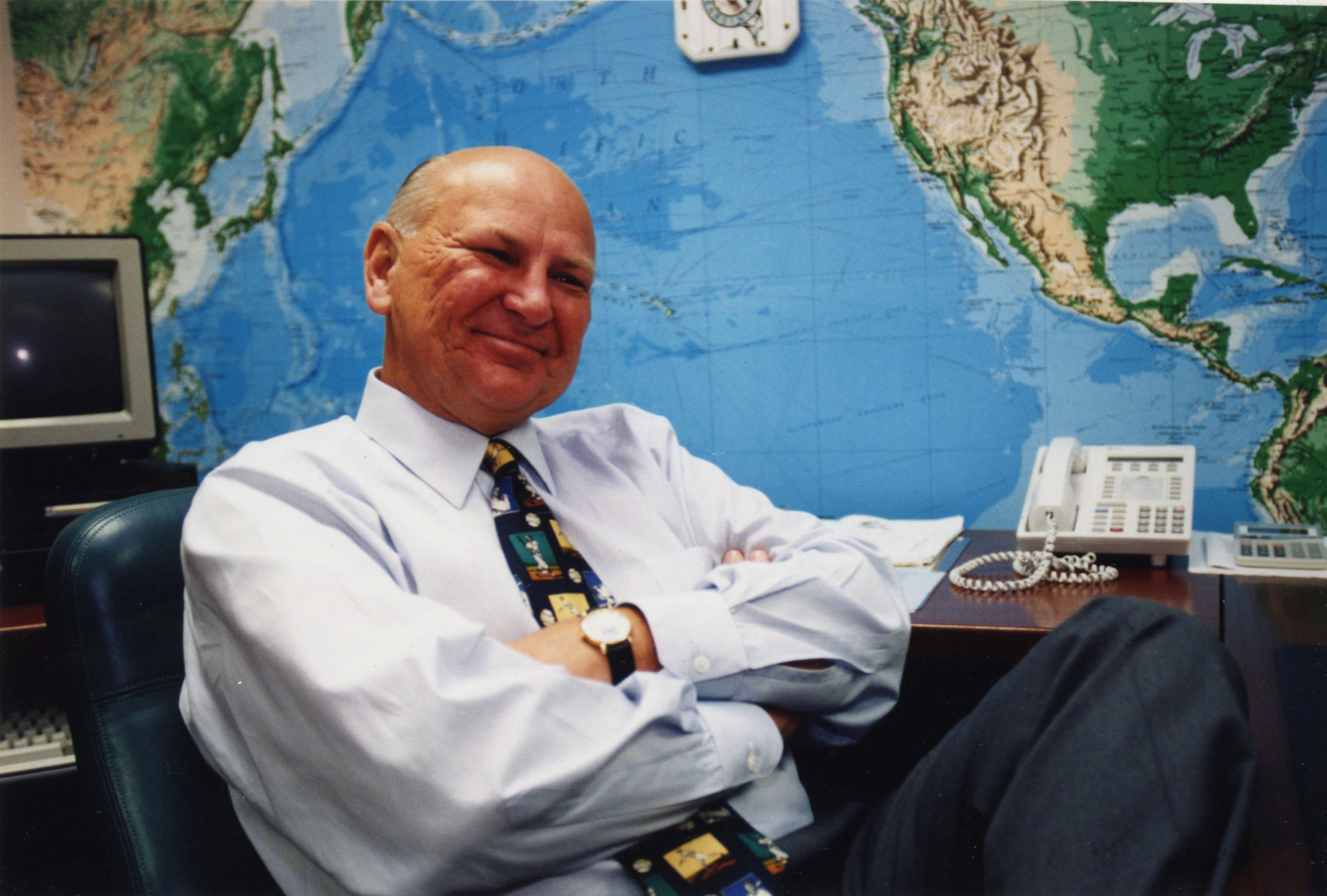H. Wayne Huizenga, South Florida business titan, dead at 80