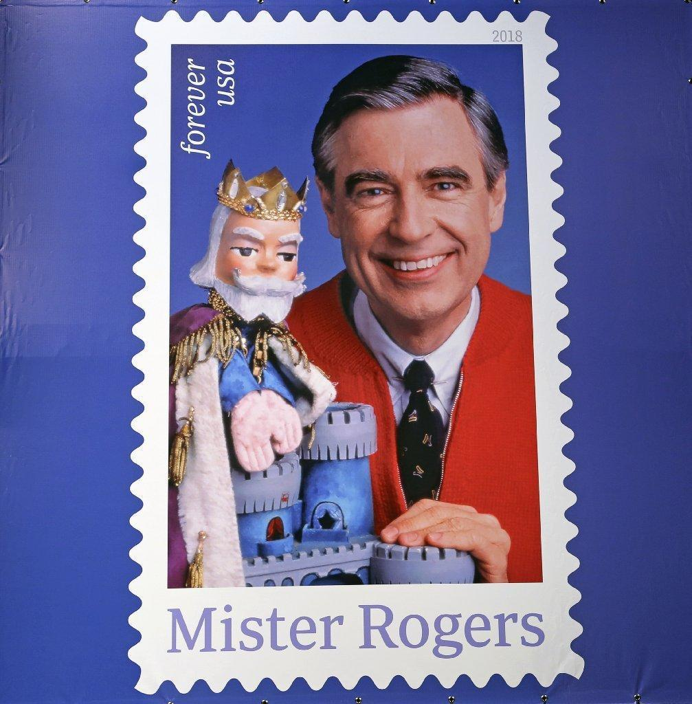 Coming soon to an envelope near you: A Mister Rogers stamp