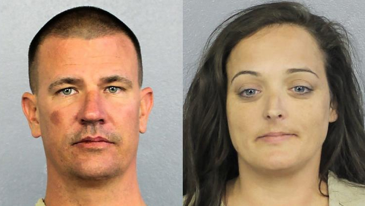 Pair stole teddy bears, other mementos from memorial at Stoneman Douglas, deputies say