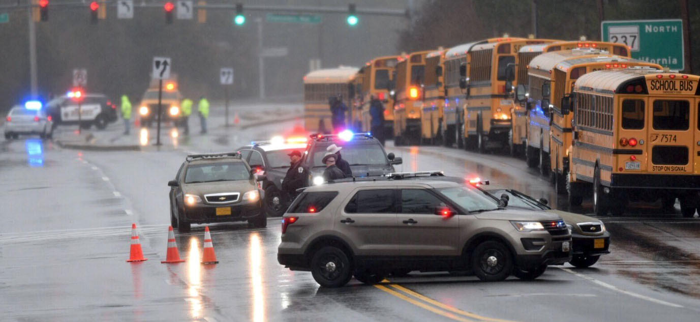 Shooting Update: Sheriff: Maryland High School Shooter Died By Shooting