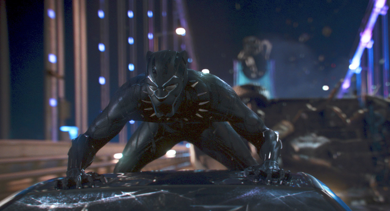 Marvel Black Panther Black Panther Avengers Infinity: 'Black Panther' Has Been Passing Box Office Milestones