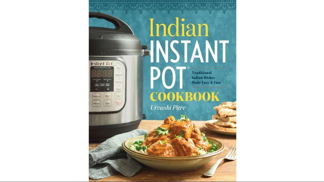 What's the best Instant Pot cookbook? 'Butter chicken lady