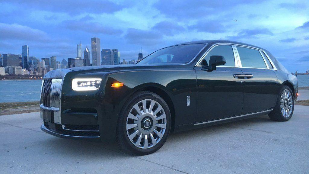 What Makes Rolls Royce Phantom Worth 643 000 Chicago