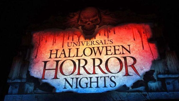 Universal Halloween Horror Nights Dates