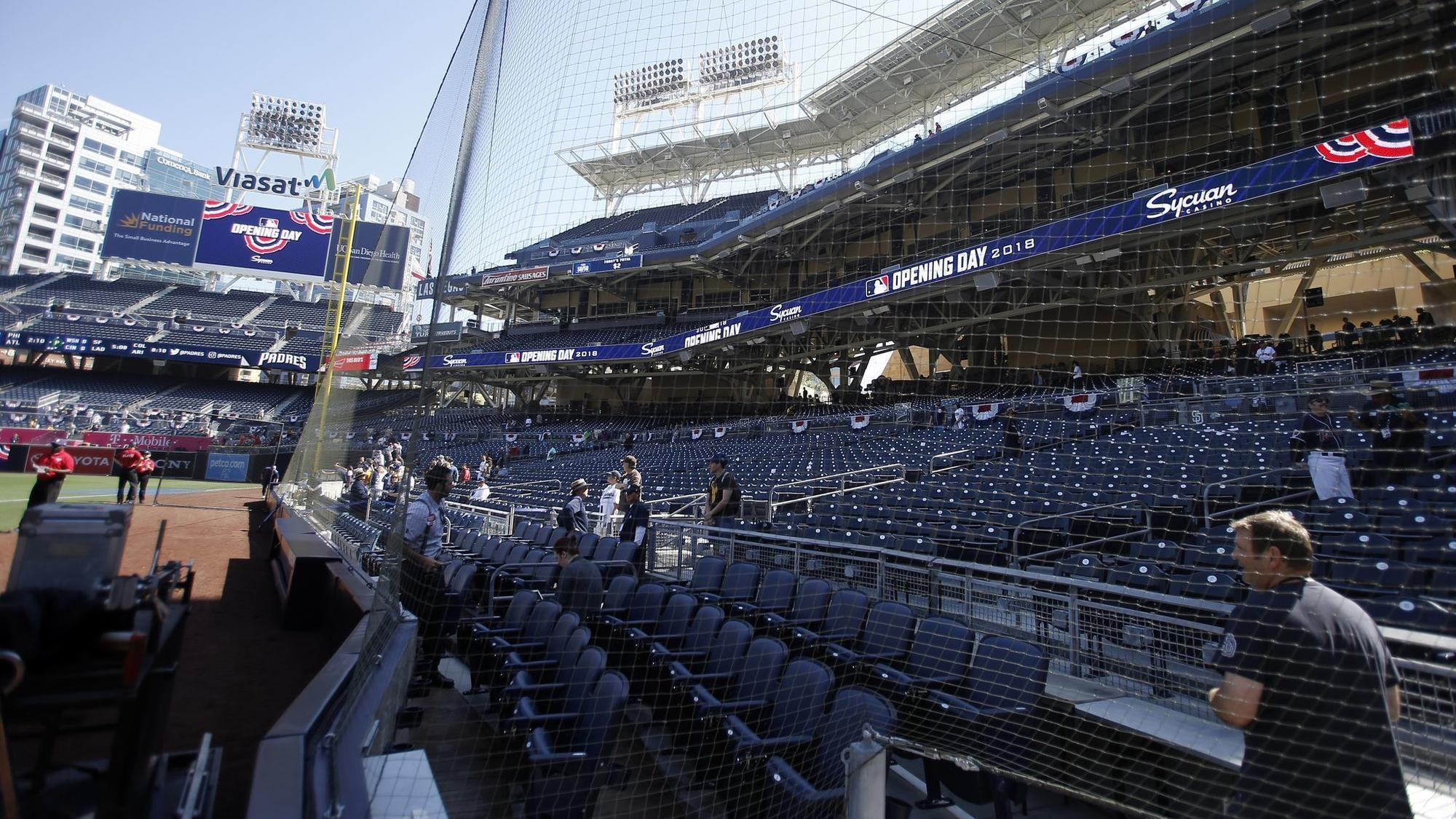 Fans Appreciate Safety Aspect Of Petco Park S Extended