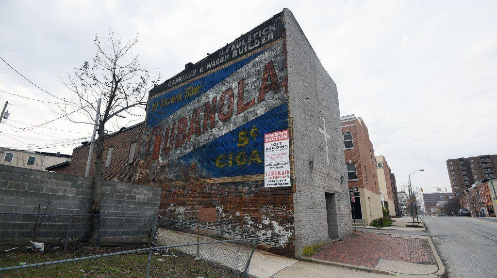 Jacques Kelly Pieces Of Baltimore Past Often Surface In