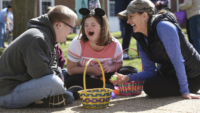 Church of the Ascension Easter egg hunt focuses on inclusion