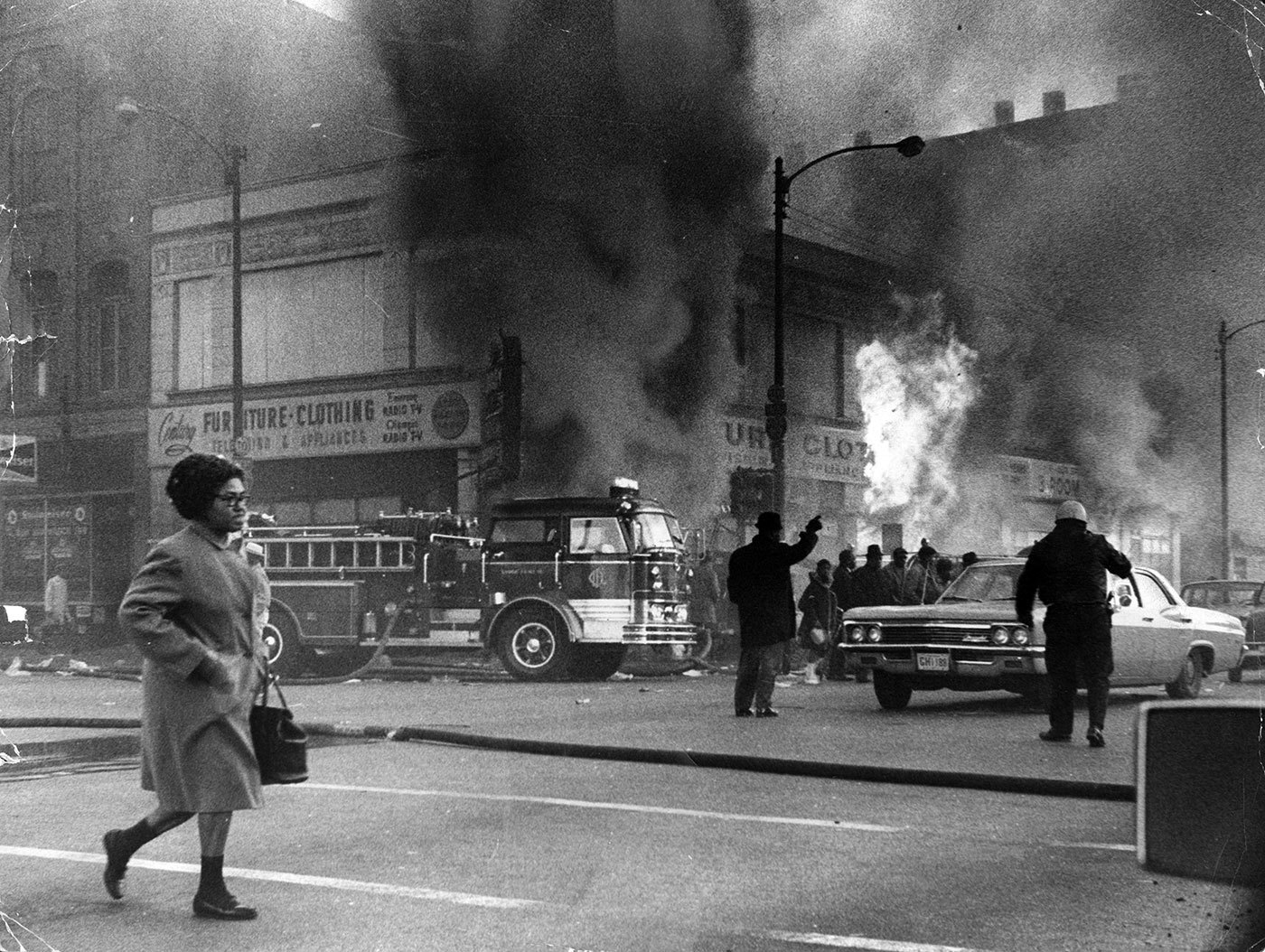 Mlk S Death 50 Years Ago Sparked Riots Across The U S