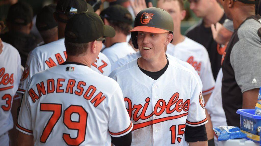 a992ad643 What they re saying about Chance Sisco s bunt against the shift in Orioles   7-0 loss to Twins