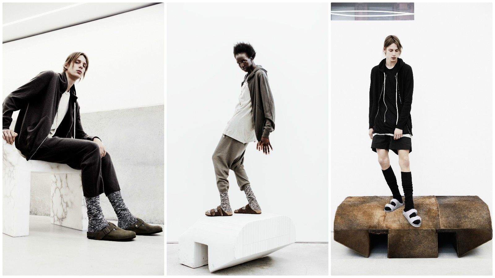 dd2cac114 Rick Owens on collaborating with Birkenstock, Joseph Beuys and why ...