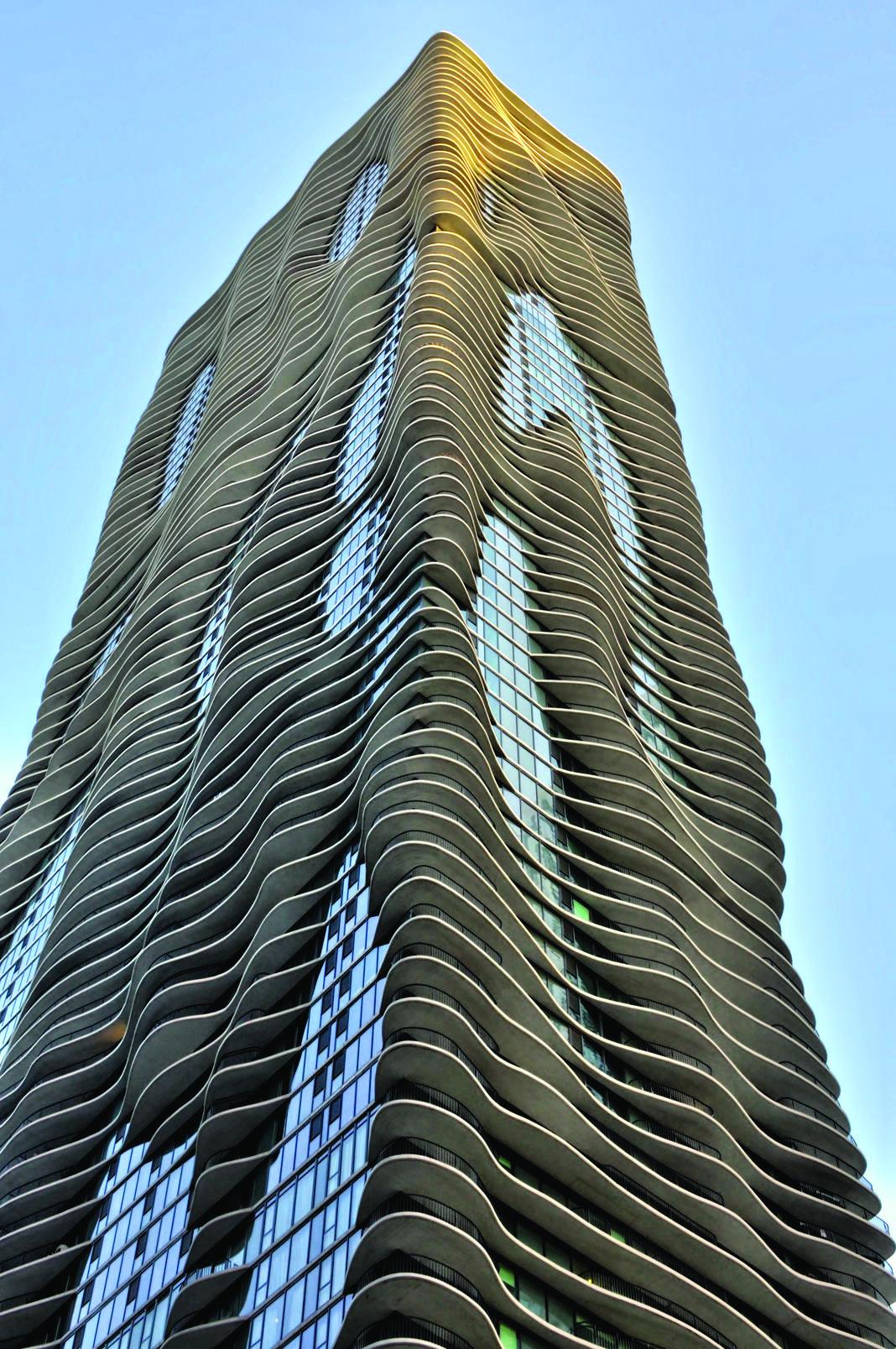 Aqua Tower Penthouse 3 8m Chicago Tribune