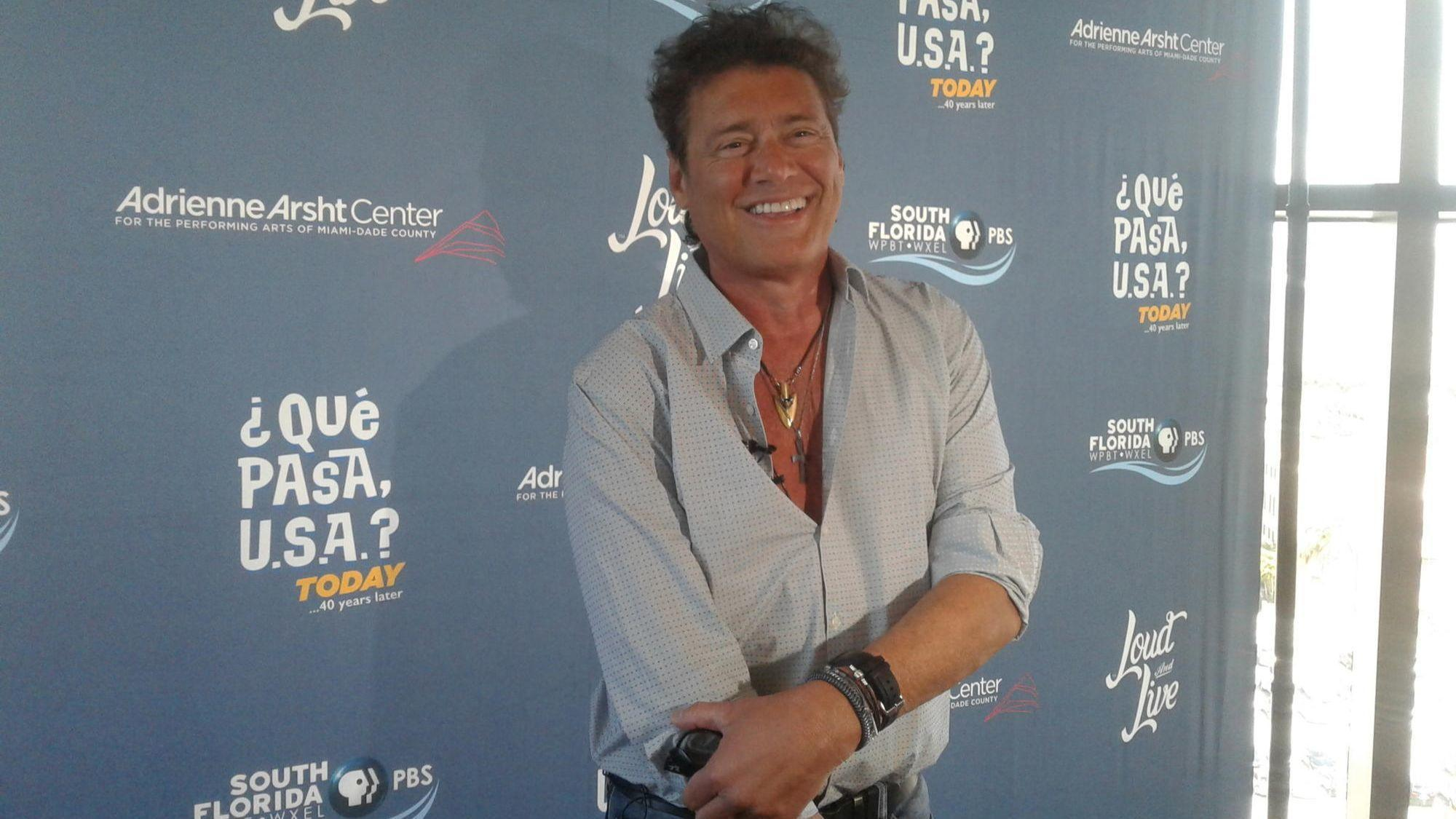 Miami's Steven Bauer to join the cast of '¿Que Pasa, USA?' stage show in May