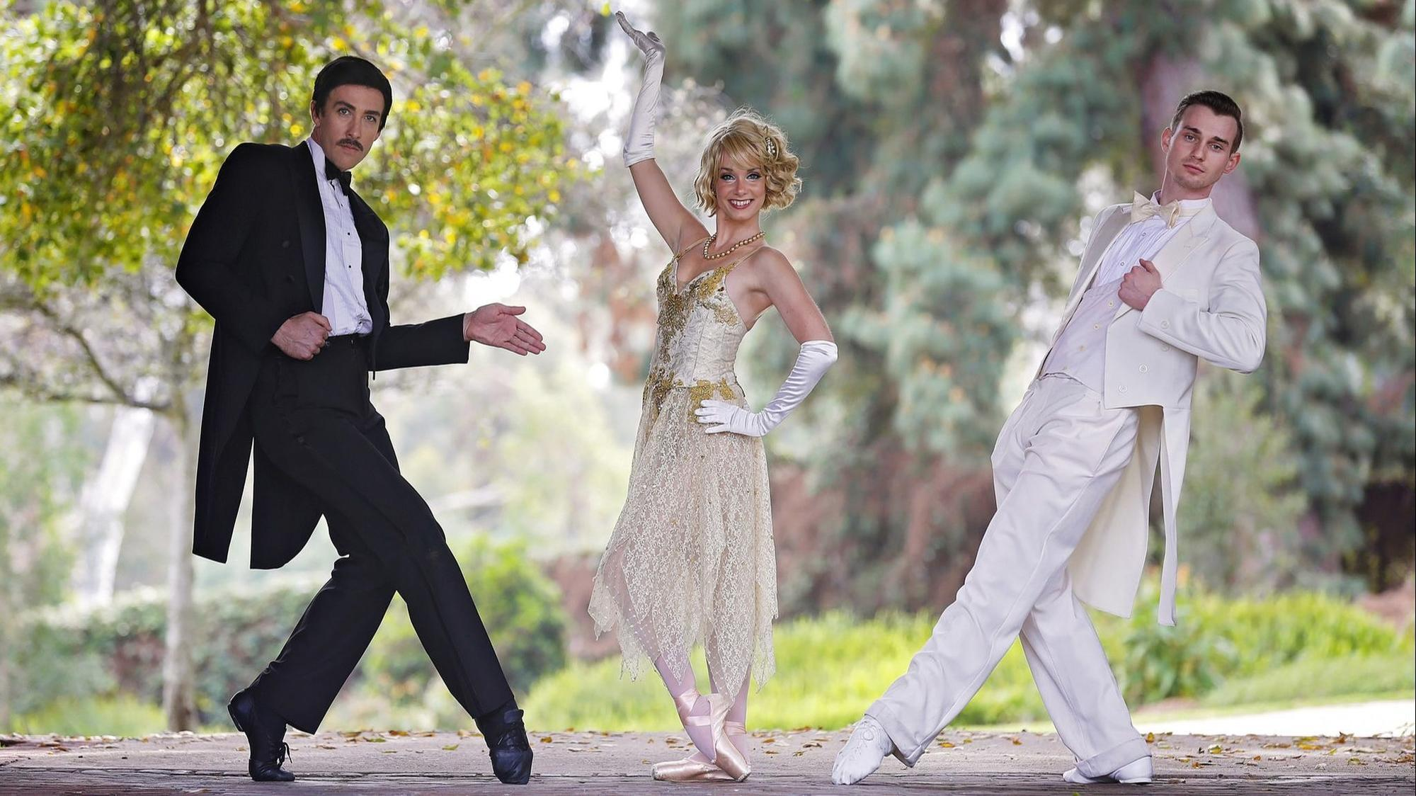 Roaring Romance California Ballet Company Revisits The Great