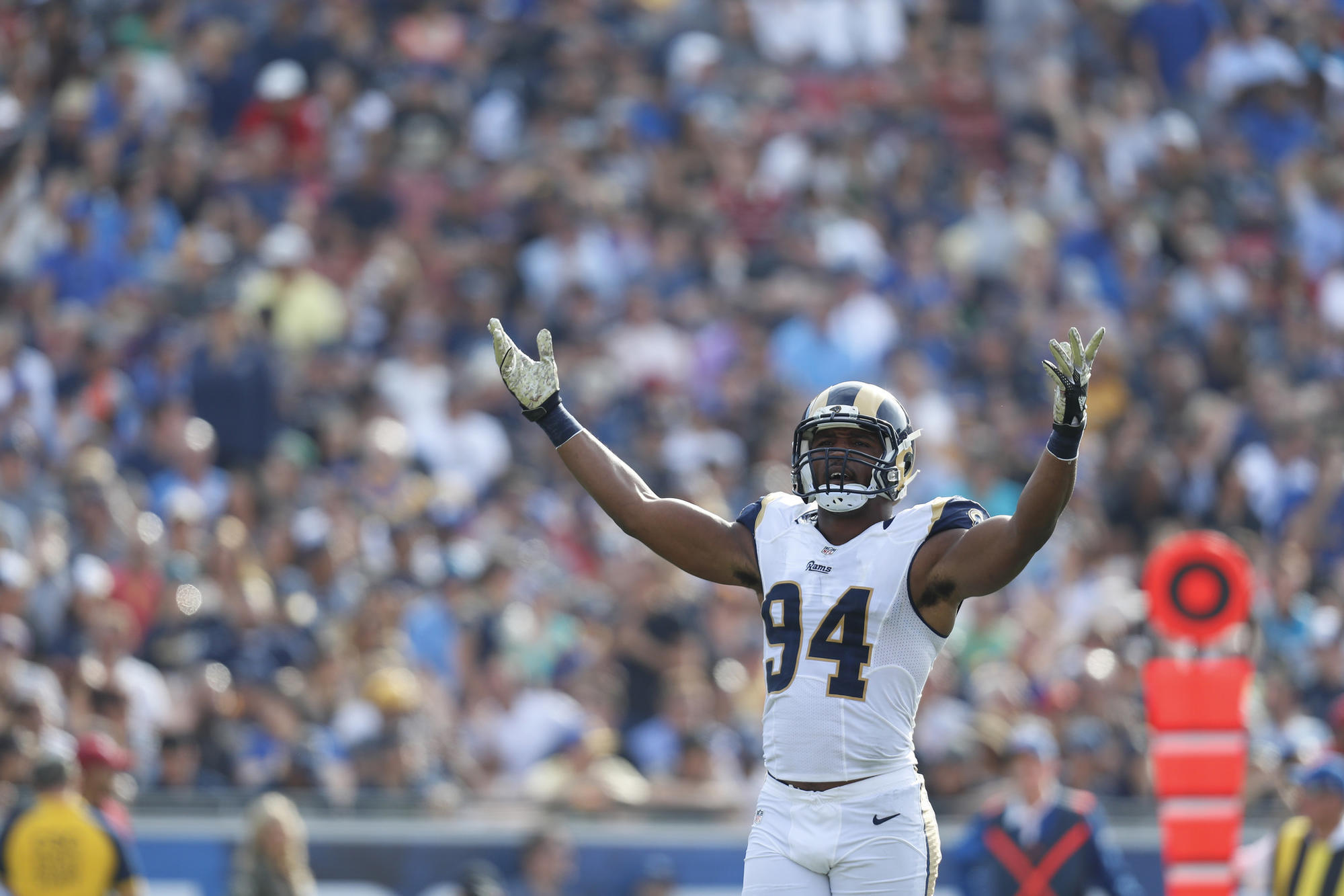 New Dolphins DE Robert Quinn talks about  suffocating  with Rams and  political climate - Sun Sentinel ad5ece913