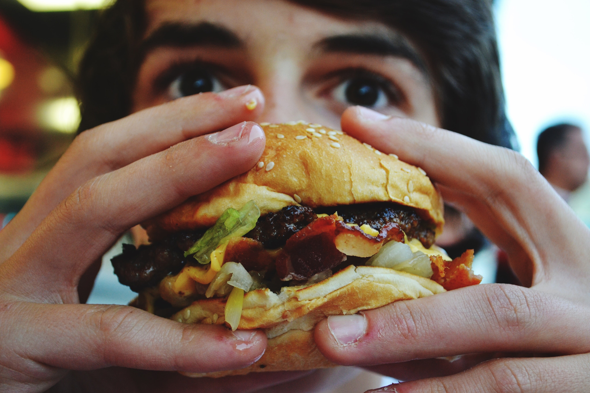 Junk Food Cause Puberty at 6 Junk Food Cause Puberty at 6 new pictures
