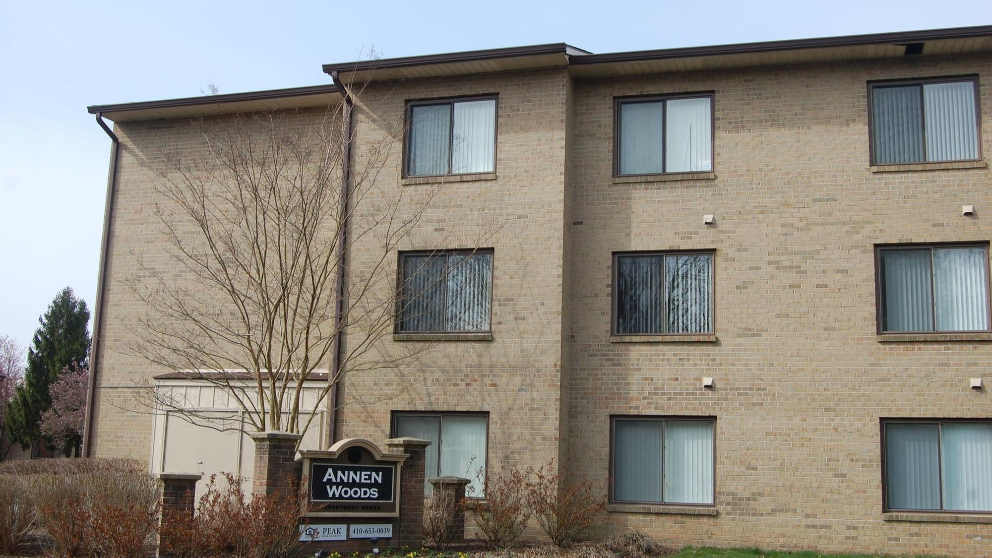 Woodberry Woods Apartments Floor Plans: Peak Management Buys Apartment Complex In Pikesville