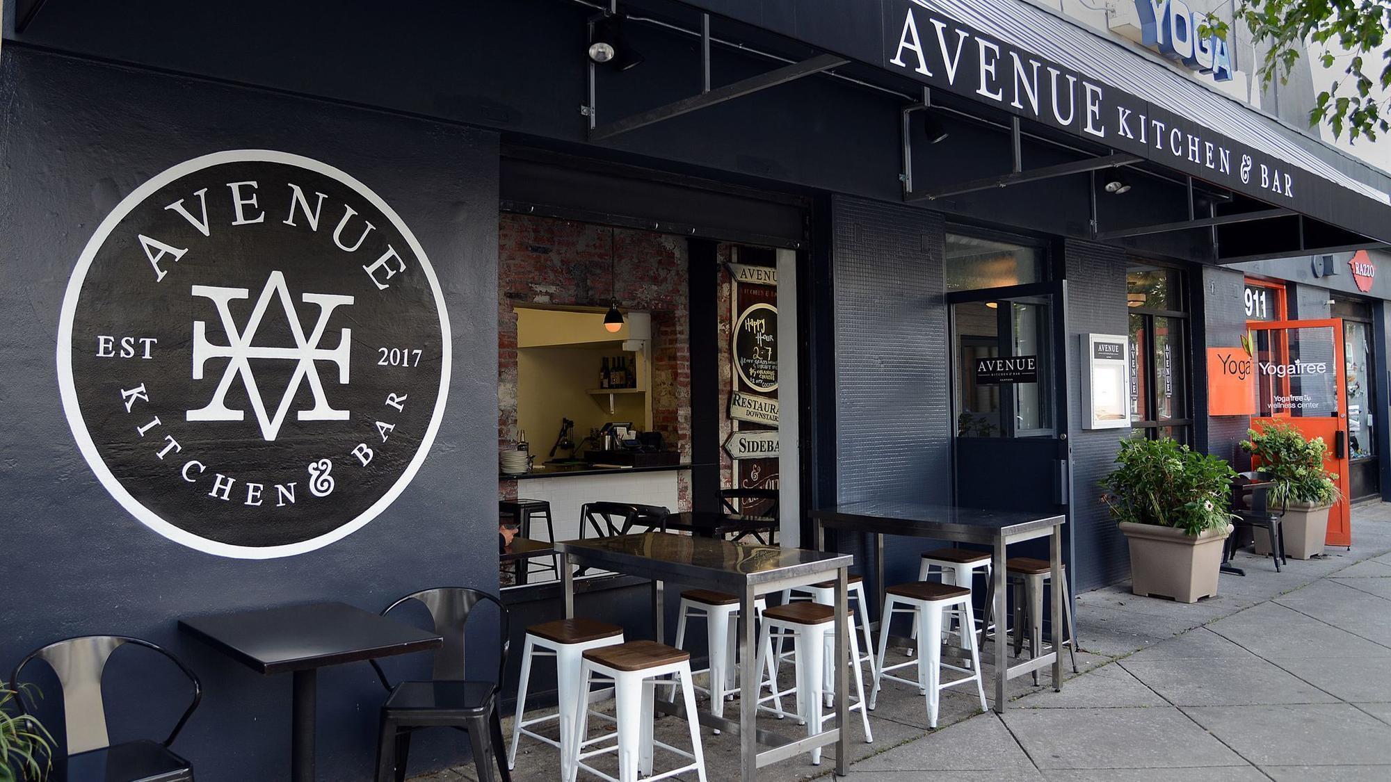 Avenue Kitchen And Bar Hampden