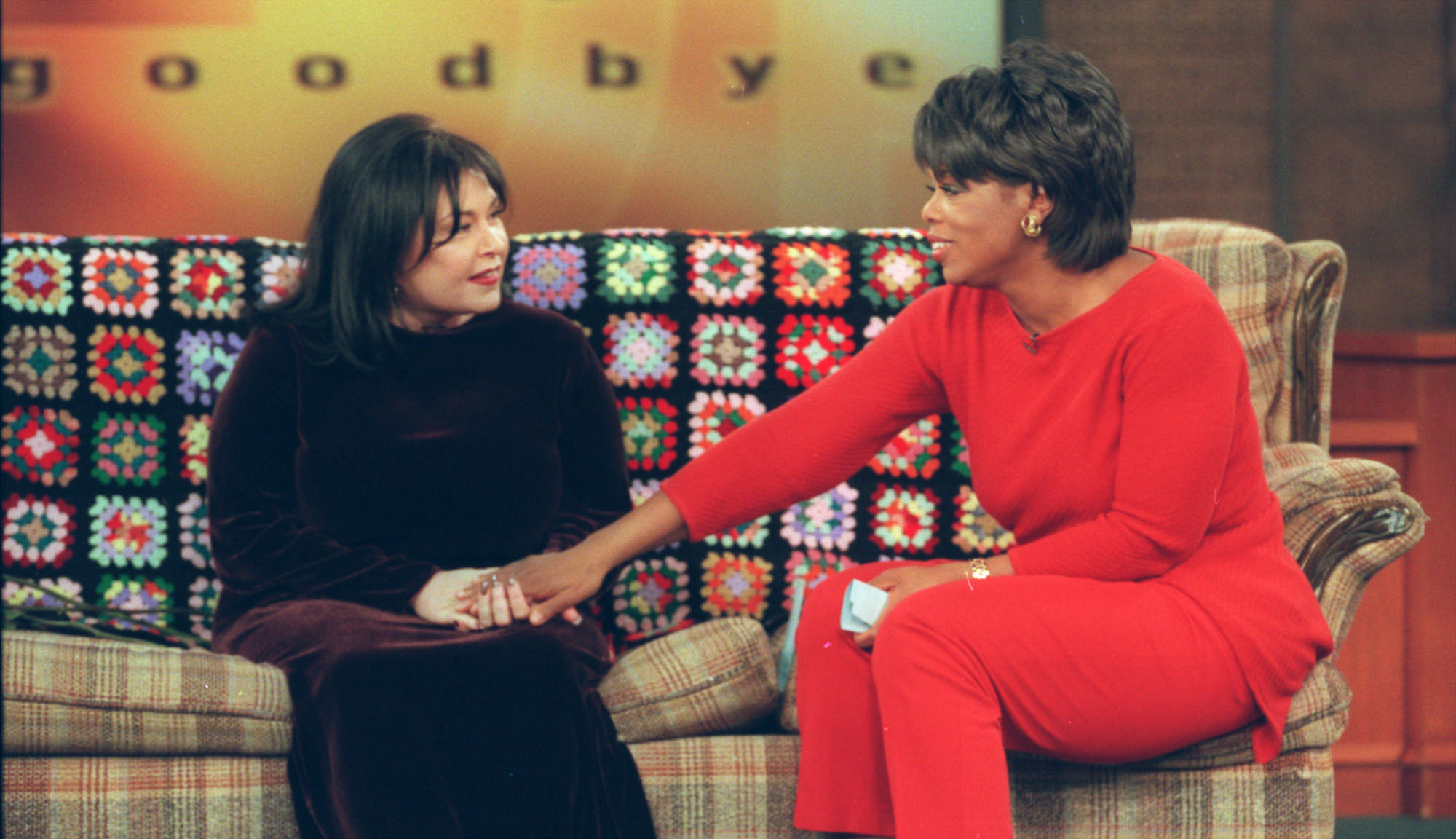 Oprah and Roseanne