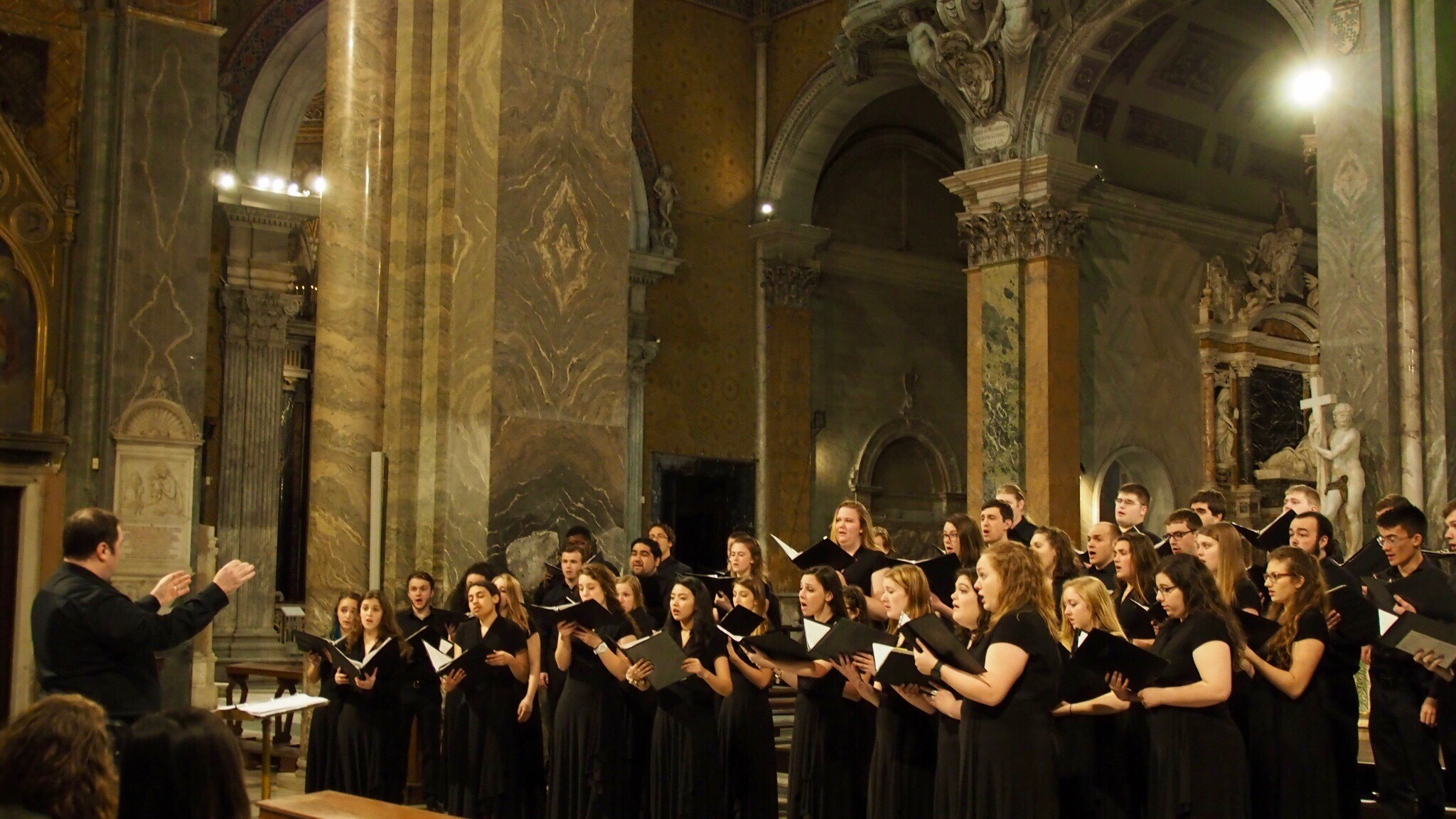 Concert of Puccini's sacred choral music in Willimantic