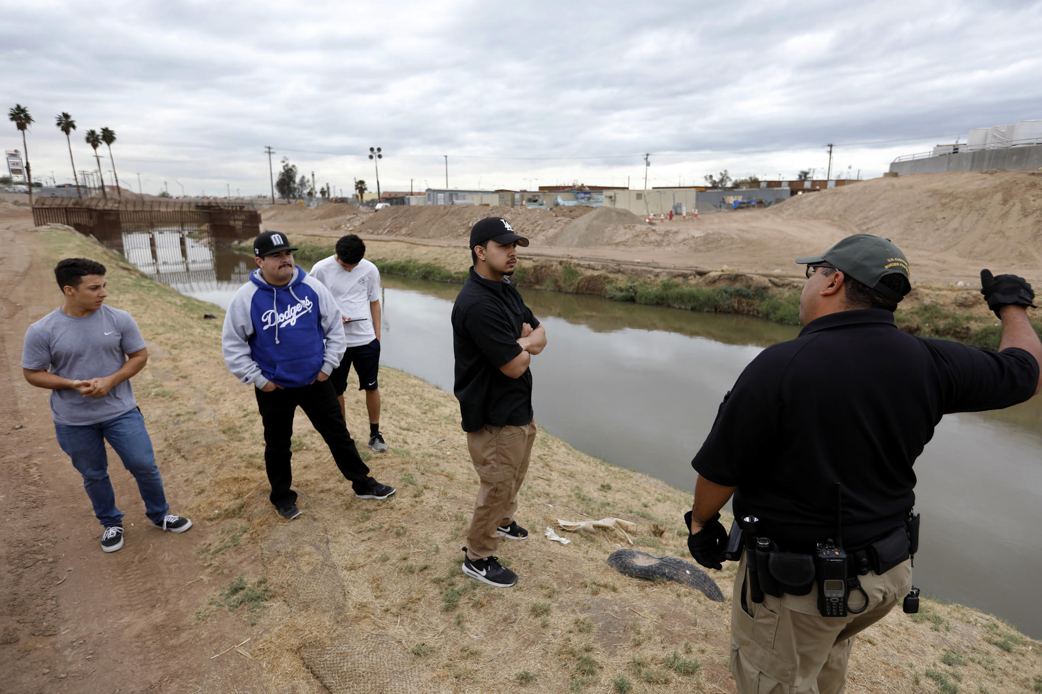 Many Latinos answer call of the Border Patrol in the age of