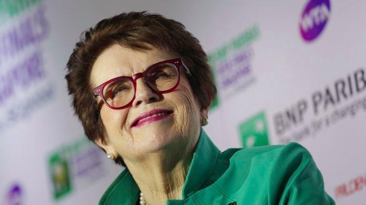 Billie Jean King To Help Introduce Sally Ride Postage Stamp At Uc