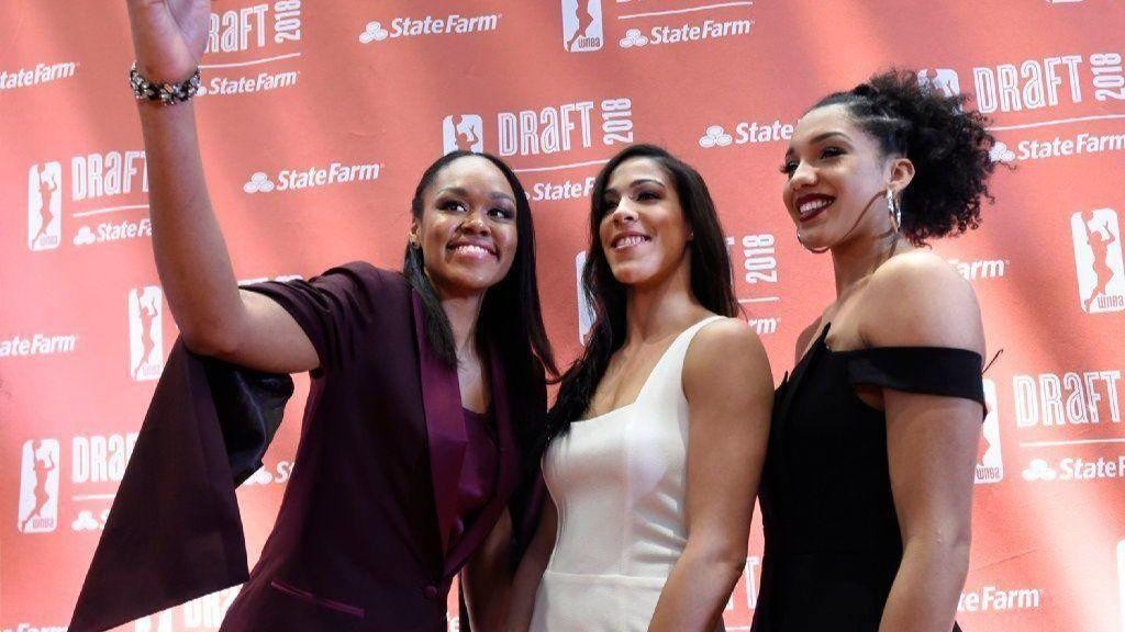 Gabby Williams To Chicago, Azura Stevens To Dallas In WNBA Draft