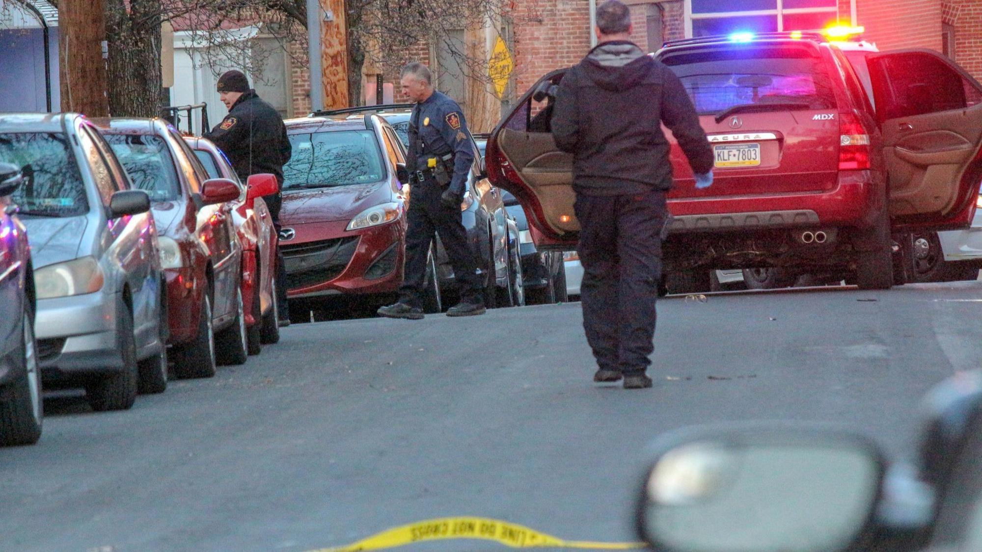 One Person Shot In Allentown, Taken To The Hospital